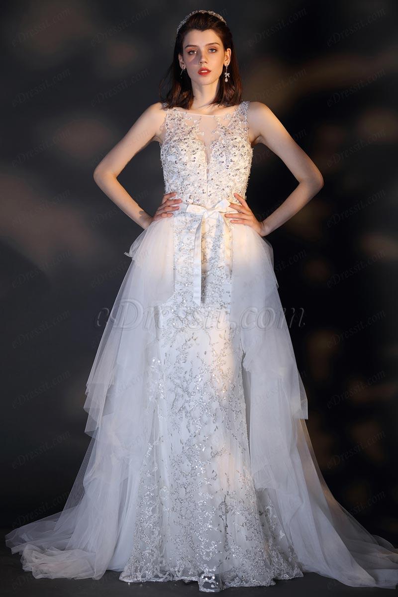 eDressit Brillant à la main perles paillettes Sparkle robe (01201507)
