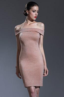 eDressit Stretchy Off Короткое платье для коктейля на плечаx(04180846)