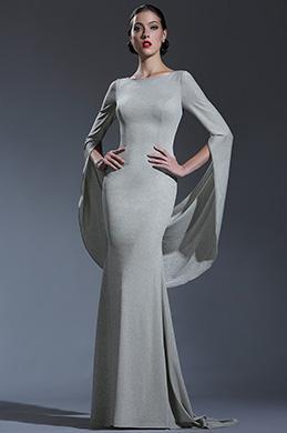 eDressit Robe de Bal Brillante Gris Soirée Occasion (02181608)