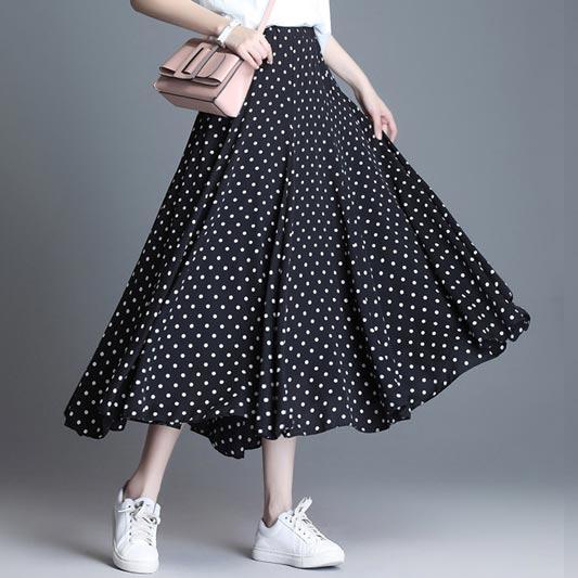 eDressit Black&white Spot Party Summer Party Holiday Skirt Dress (T440004)
